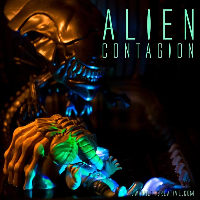 Alien 5CONTAGION SM