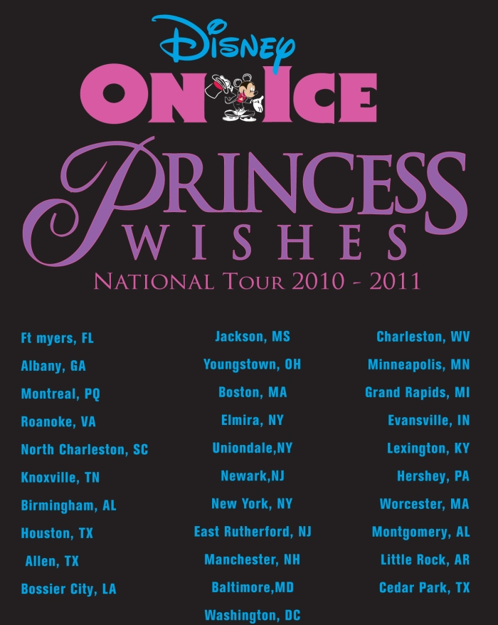 DOI Princess wishes